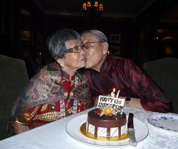 Happy 63rd Anniversary!