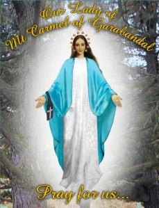 Virgin Mary Warning Of Natural Disasters