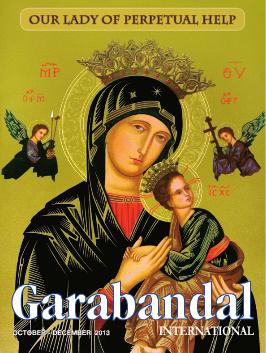 Garabandal International magazine. The October-December 2013 issue is